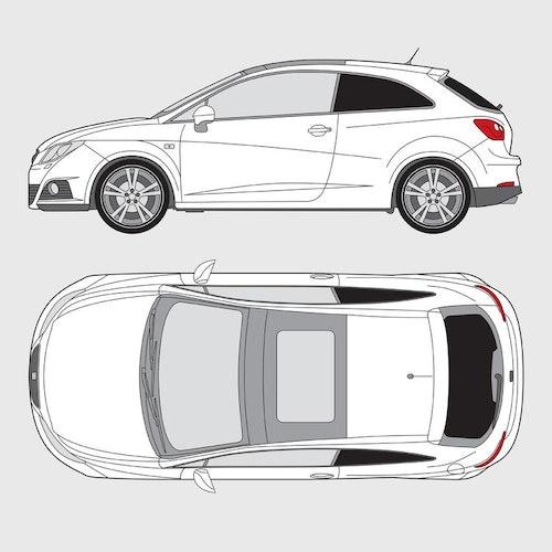 Seat Ibiza 3-dörrar