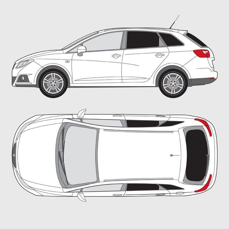 Seat Ibiza ST 2010-2016