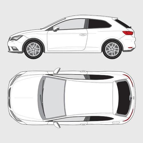 Seat Leon SC 3-dörrar