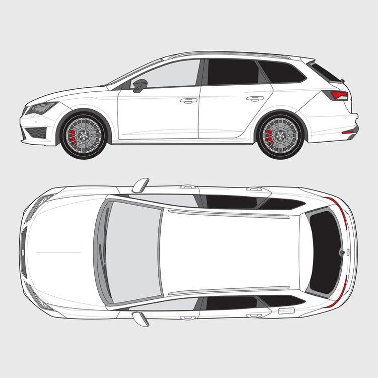 Seat Leon ST 2014-