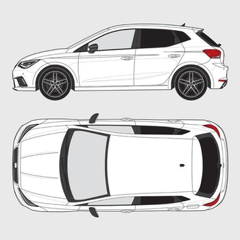 Seat Ibiza 5-dörrar