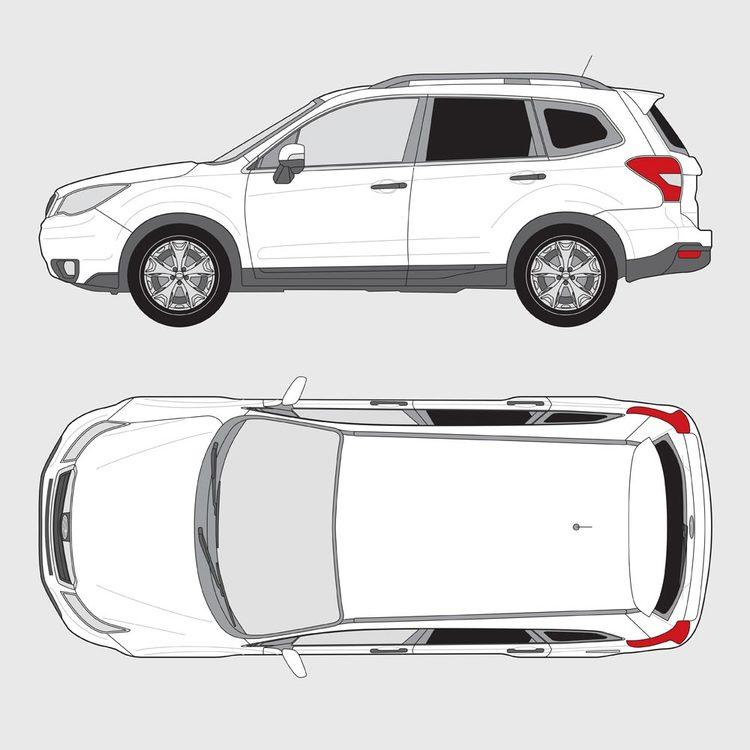 Subaru Forester 2014-