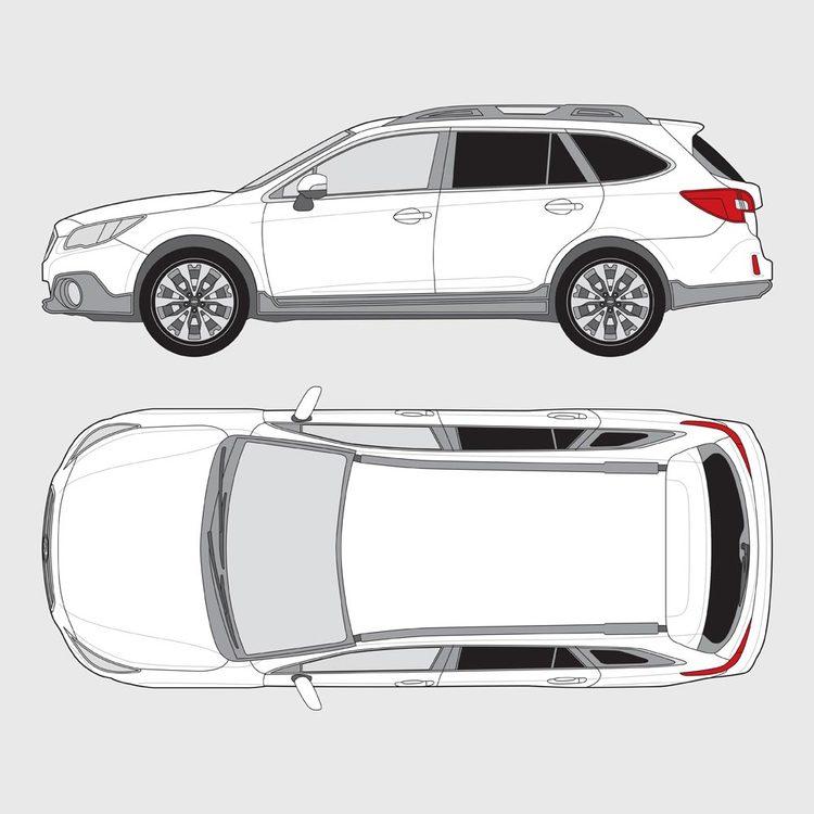 Subaru Outback 2015-