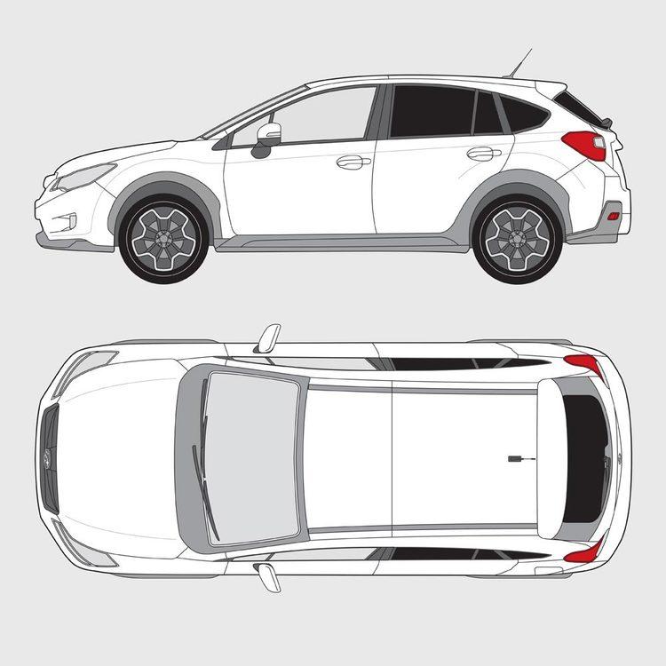 Subaru XV 2012-2018