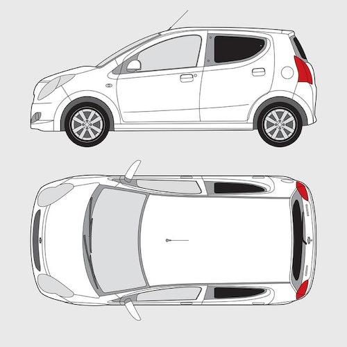 Suzuki Alto 5-dörrar