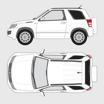 Suzuki Grand Vitara 3-dörrar