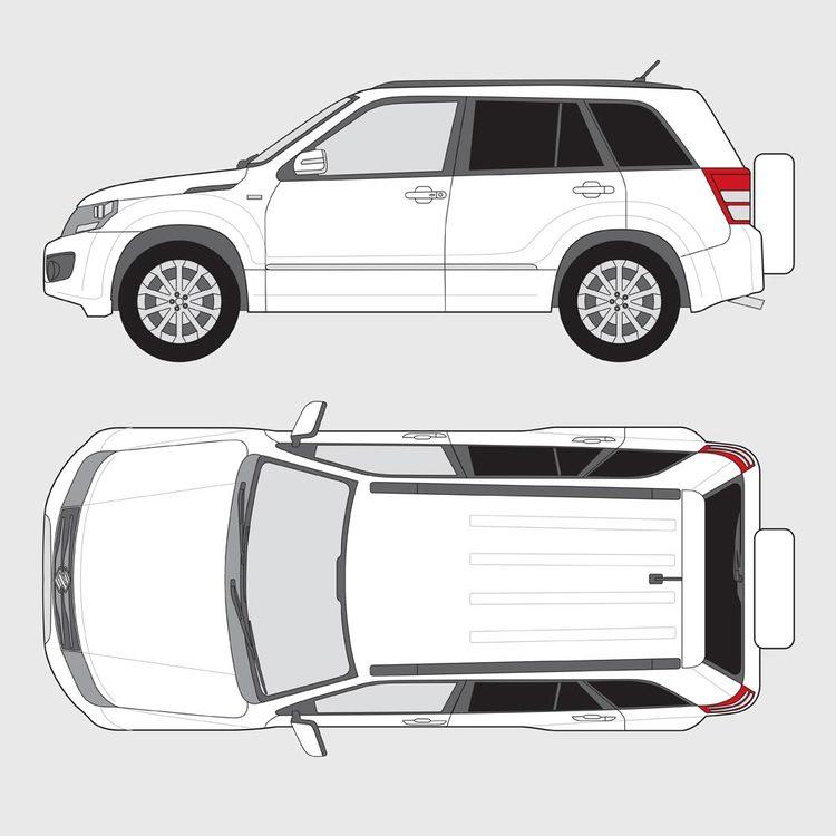 Suzuki Grand Vitara 2014-