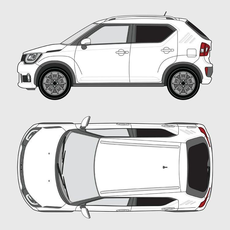 Suzuki Ignis 2017-