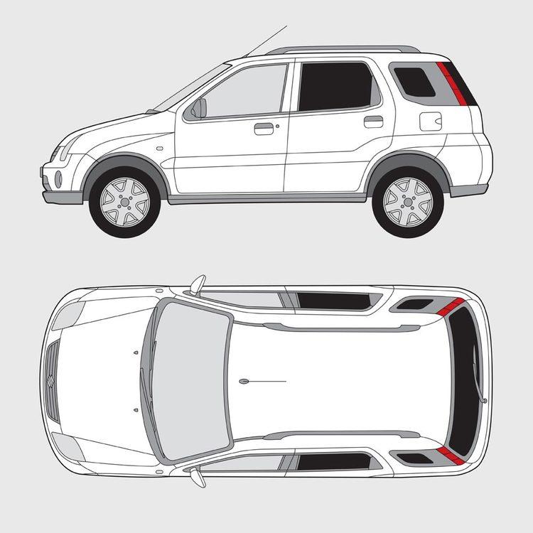Suzuki Ignis 2003-2007