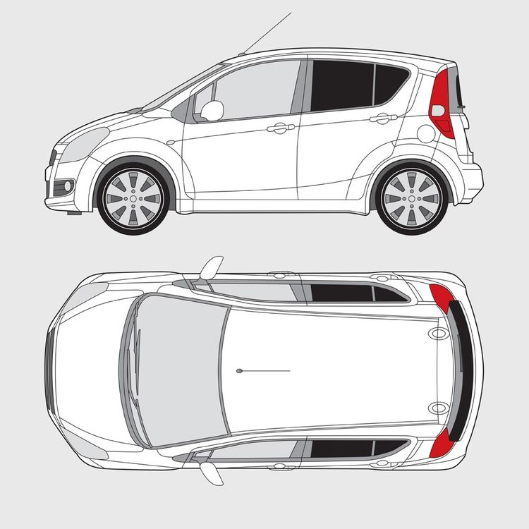 Suzuki Splash 2008-2015