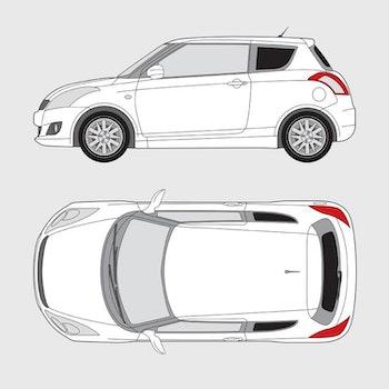 Suzuki Swift 3-dörrar