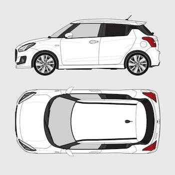 Suzuki Swift 5-dörrar
