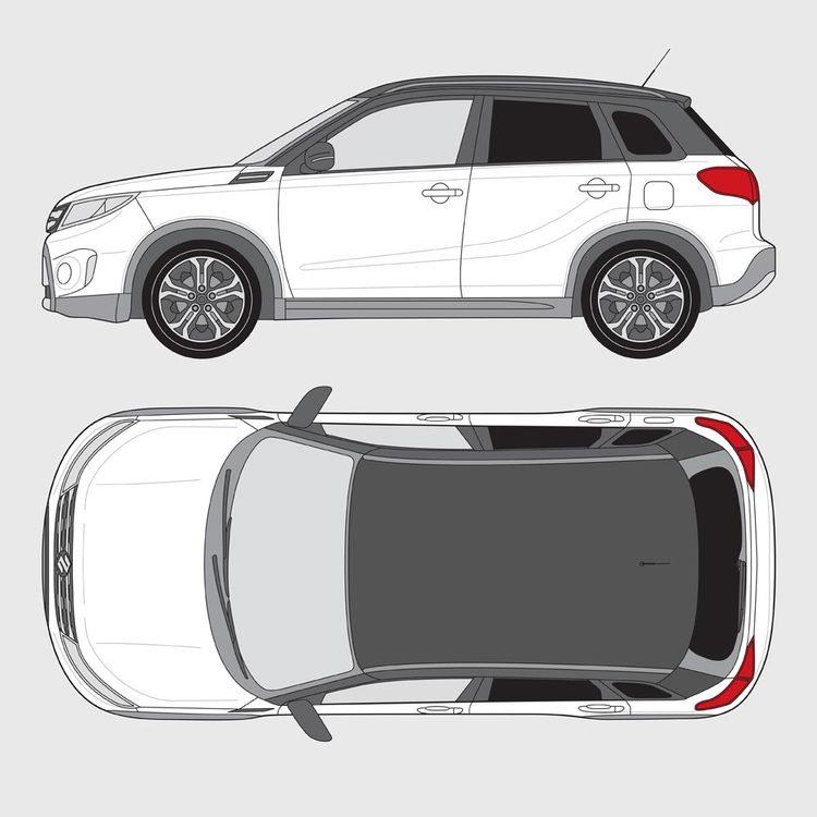 Suzuki Vitara 2015-