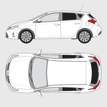 Toyota Auris 5-dörrar