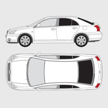 Toyota Avensis 5-dörrar