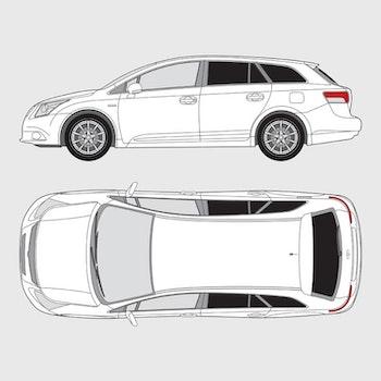 Toyota Avensis kombi