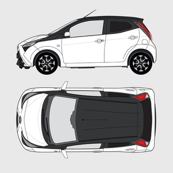 Toyota Aygo 5-dörrar