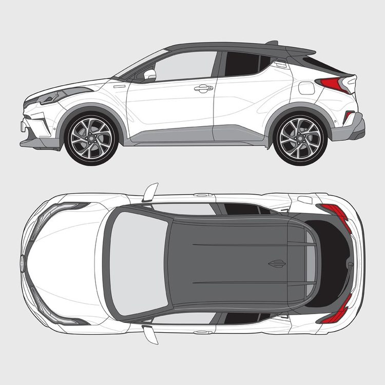 Toyota C-HR 2017-