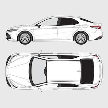 Toyota Camry 4-dörrar
