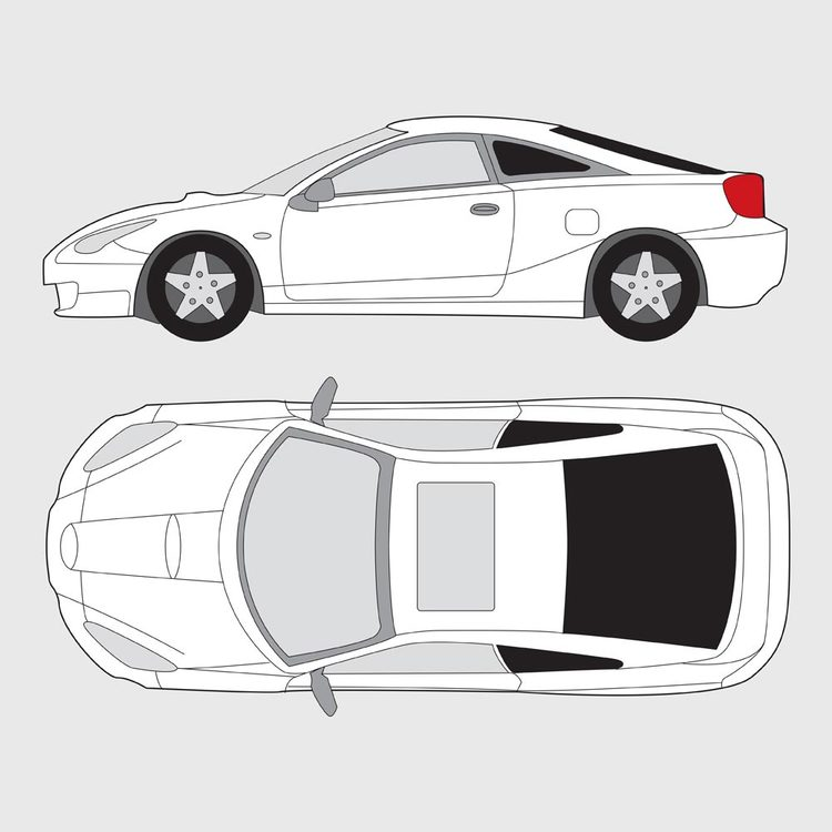 Toyota Celica 2000-2007