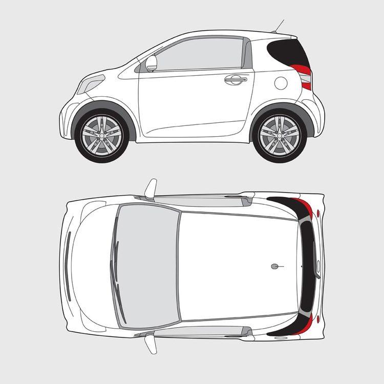 Toyota IQ 2009-2014