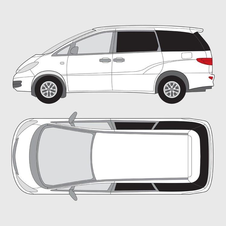 Toyota Previa 2000-2006