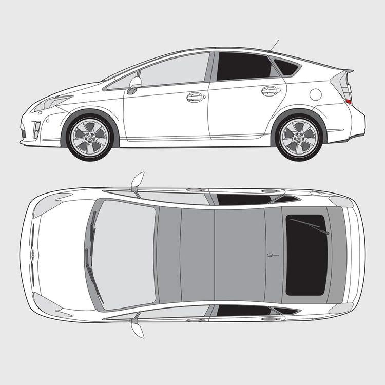 Toyota Prius 2016-