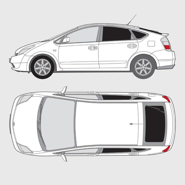 Toyota Prius 2003-2009