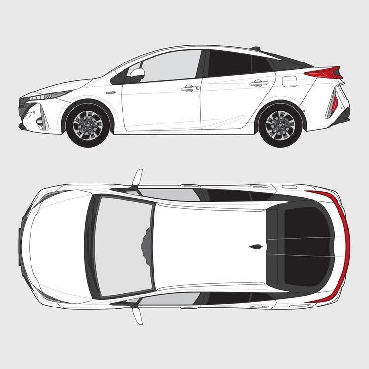 Toyota Prius Plug-in-Hybrid 2018-