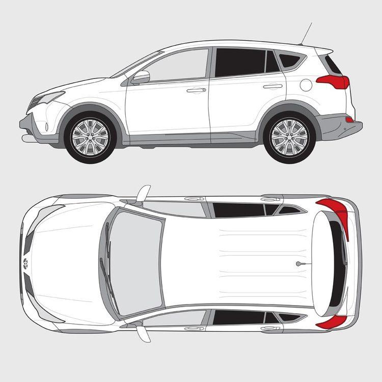 Toyota RAV4 2013-2019