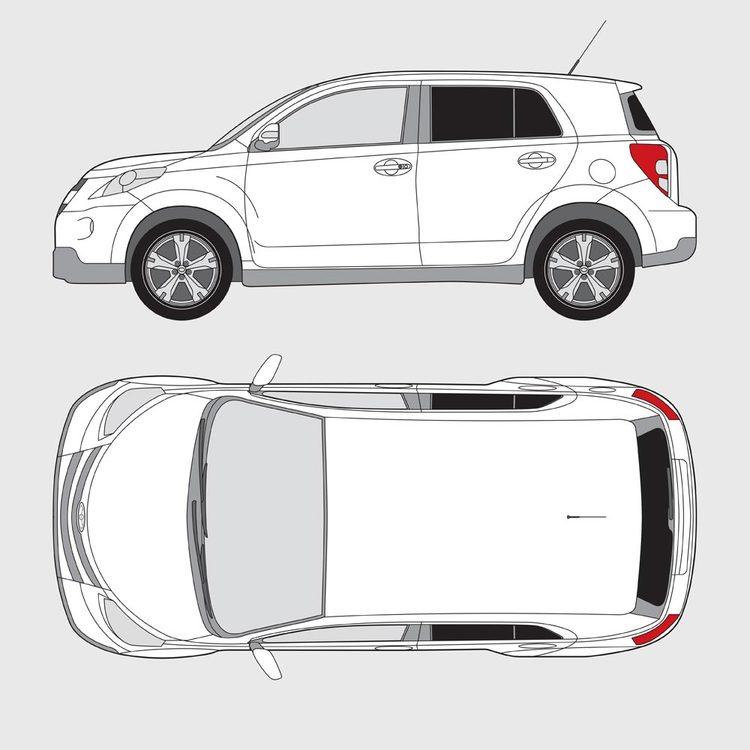 Toyota Urban Cruiser 2009-2014