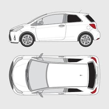 Toyota Yaris 3-dörrar