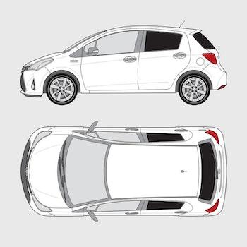 Toyota Yaris 5-dörrar