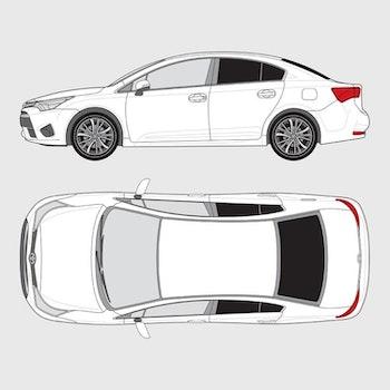 Toyota Avensis 4-dörrar