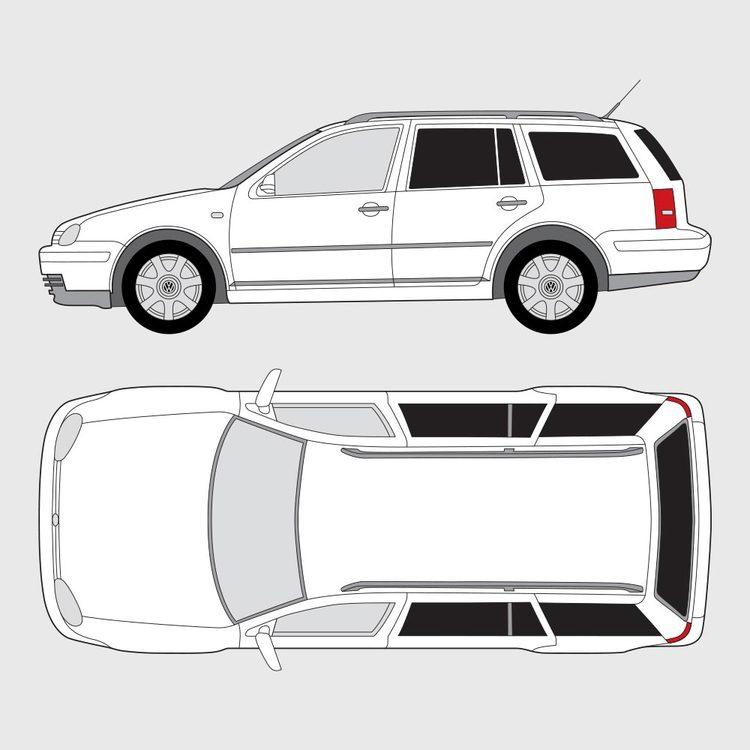Volkswagen Golf 3 kombi 1996-2003