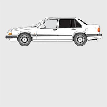 Volvo 940/960 4-dörrar
