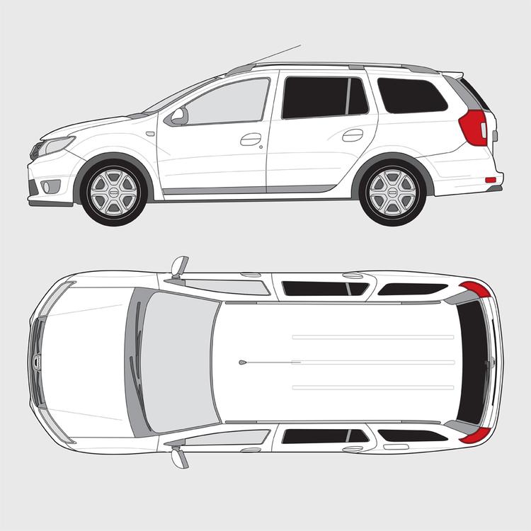 Dacia Logan MCV 2013-
