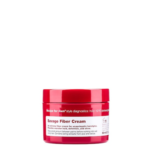Recipe for Men - Savage Fiber Cream 80ml