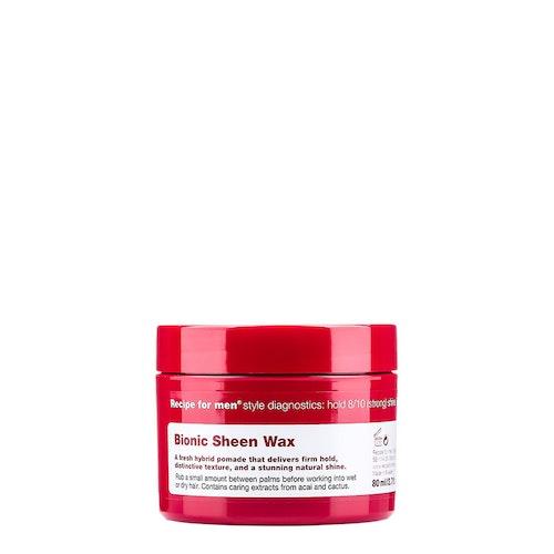 Recipe for Men - Bionic Sheen Wax 80ml