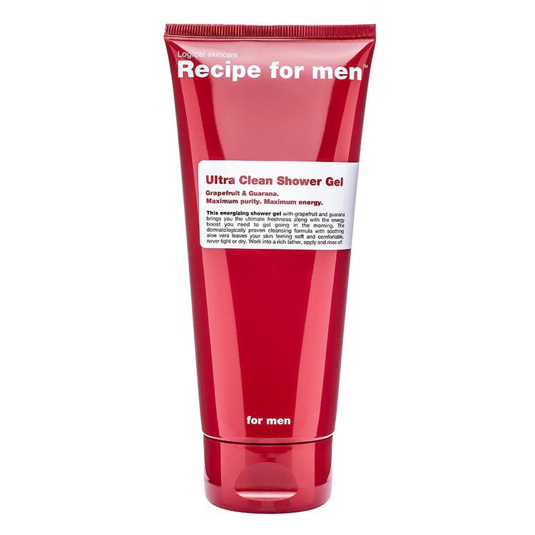 Recipe for Men - Ultra Clean Shower Gel 200ml