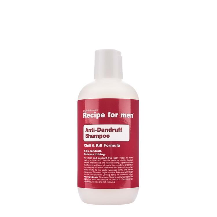 Recipe for Men - Anti-Dandruff Shampoo 250ml