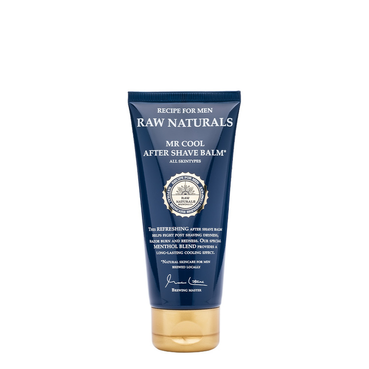 Raw Naturals - Mr Cool After Shave Balm 100ml