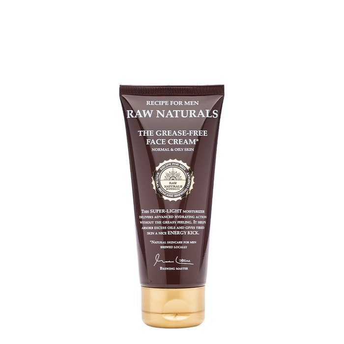 Raw Naturals - The Grease-Free Face Cream 100ml