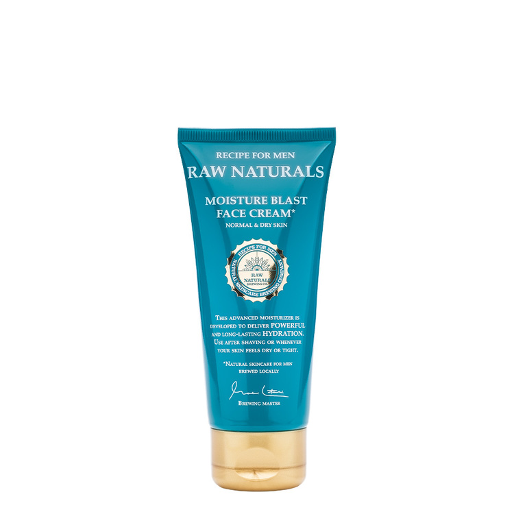 Raw Naturals - Moisture Blast Face Cream 100ml