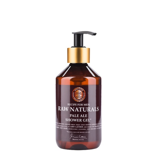 Raw Naturals - Pale Ale Shower Gel 300ml