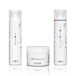 Hårologi - Fil Shampoo + Intensive Cure + Conditioner