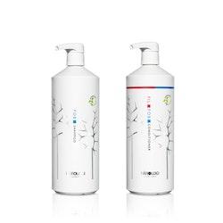 Hårologi - Fob Shampoo + Conditioner 1000ml