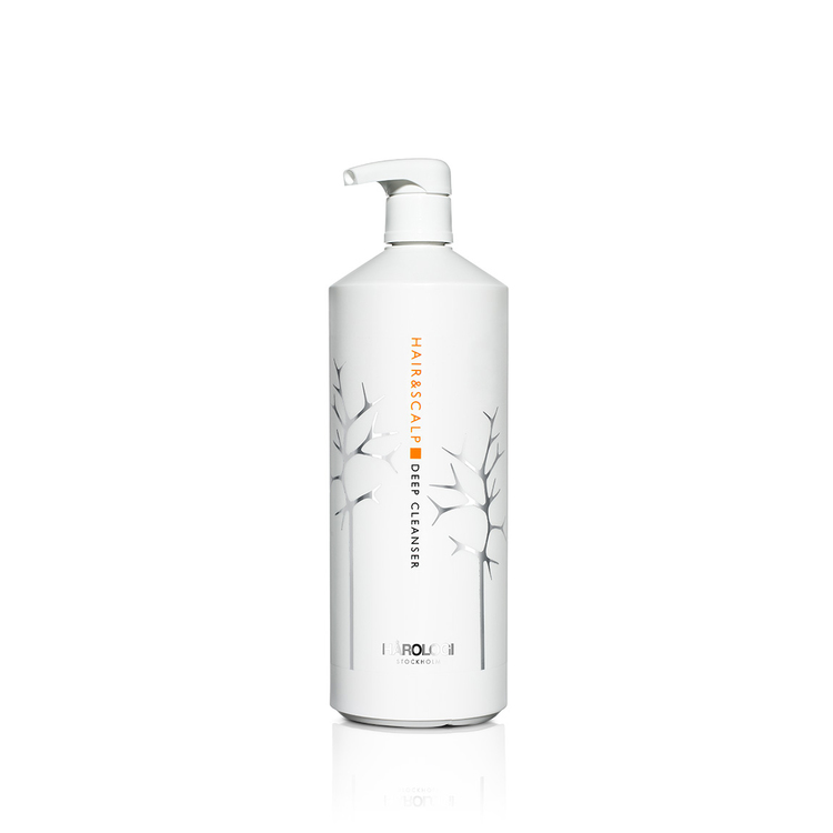 Hårologi - Hair & Scalp Deep Cleanser 1000ml