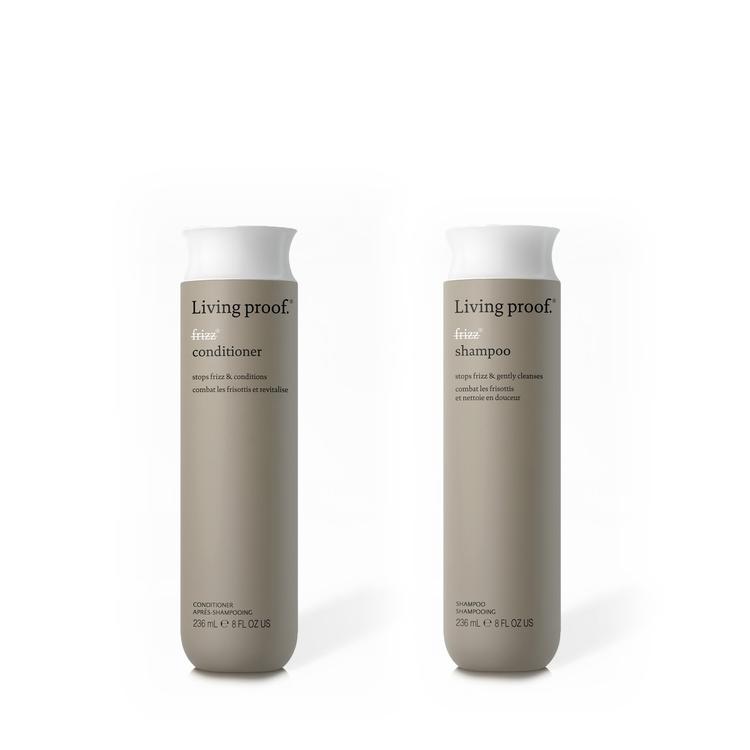 Living Proof - No Frizz Shampoo + Conditioner DUO 236ml