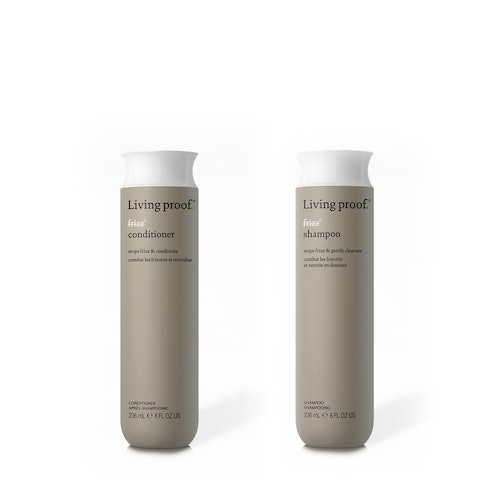 Living Proof - No Frizz Shampoo + Conditioner DUO 236ml